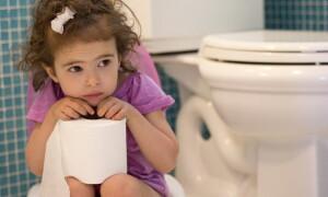 Особенности запора у детей