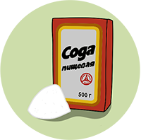 упаковка соды